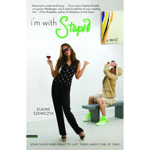 """Fab Find Friday: """"I'm with Stupid"""""""