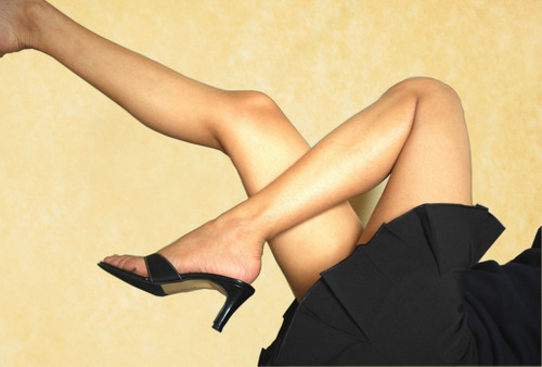 Strut – Heels and how to walk in them