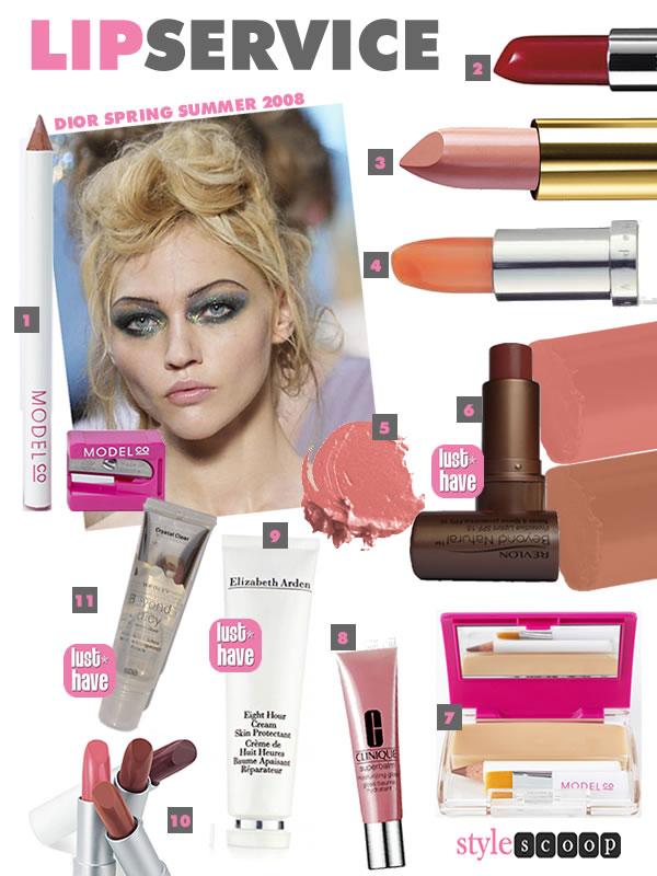Star Beauty: Lip Service