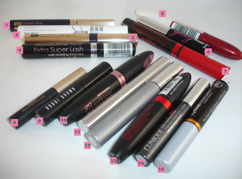 Star Review: The best mascaras