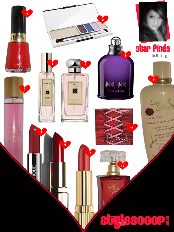 Star Beauty: Red Hot Love