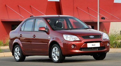 Ford Ikon – Affordable, dependable and practical motoring