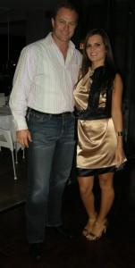 Marius Roberts and Lize Heerman