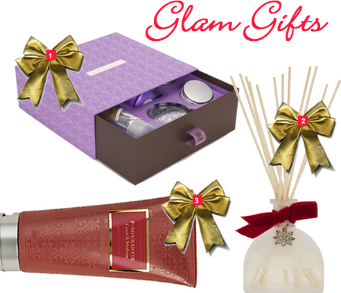 Glam Gifts from Crabtree & Evelyn