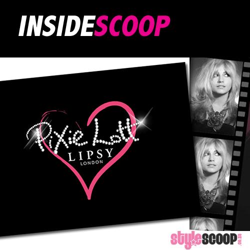 Pixie Lott for Lipsy