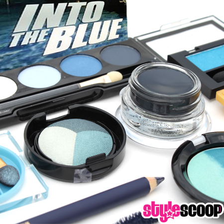 Beauty Scoop – Blue eyed beauty