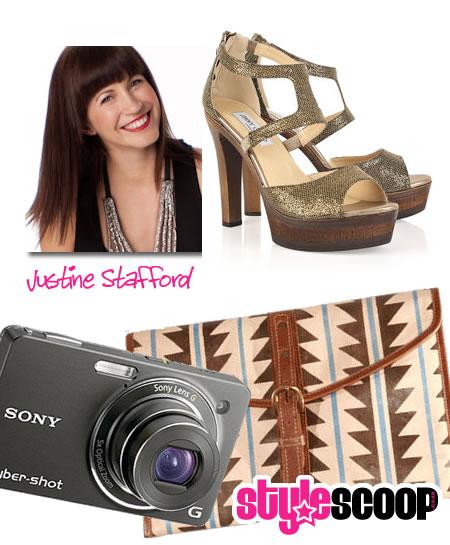 Summer Lust Lists – Justine Stafford