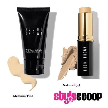 Beauty Review – Bobbi Brown Tinted Moisturizer & Foundation Stick