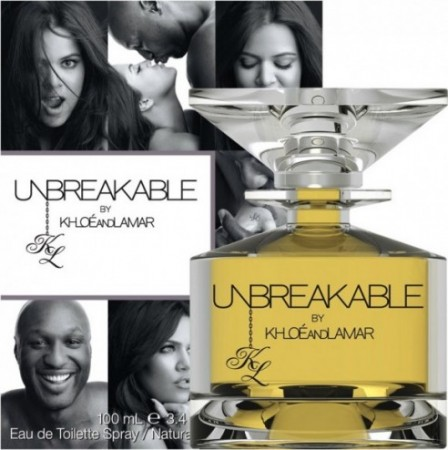 Khloé and Lamar: If Fragrance Be the Food of Love, Spray On