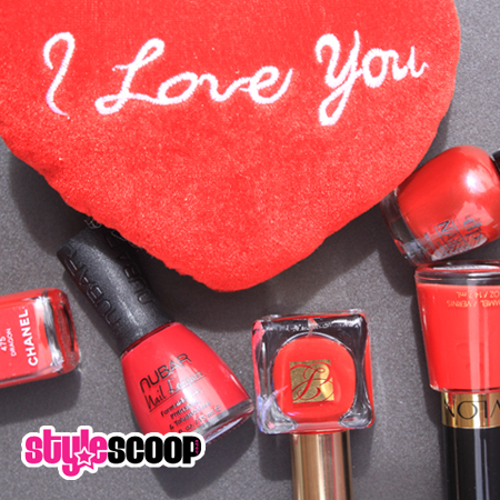 10 Red Hot Nail Colours to Rock This Valentines Day
