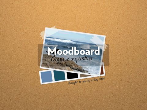 Create mood boards with Moodboard Pro for iPad