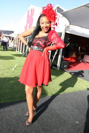 Uyanda Mbuli – Still the Local Louboutin Queen