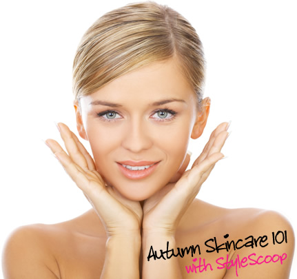Autumn Skin 101 – Cleansers