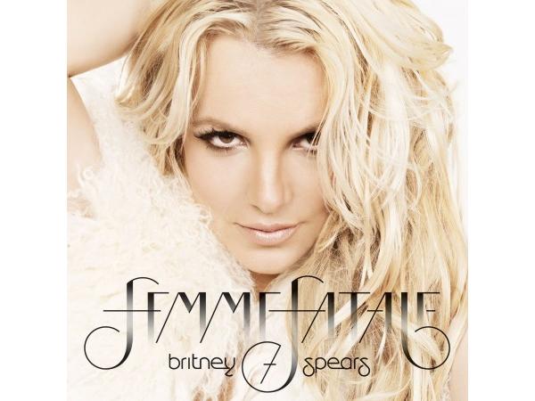 Brit Brit's Back! Britney Spears Femme Fatale