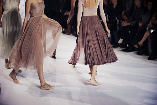 We Heart Pleated Skirts