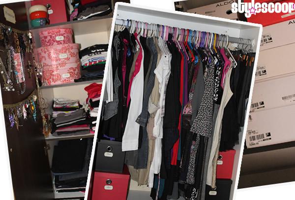 My Closet Room