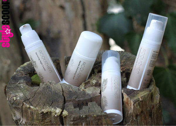 New Range – Acquizhen Organic Skincare