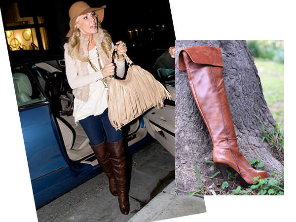 Thigh High Boot Obsession