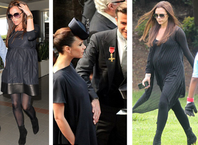 Looking good while pregnant