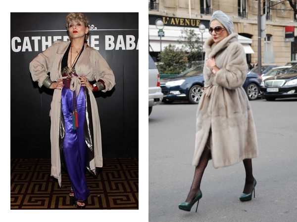 Street Style Watch: Catherine Baba