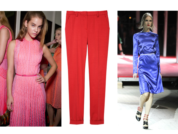 Six Colour Trends To Rock This Spring