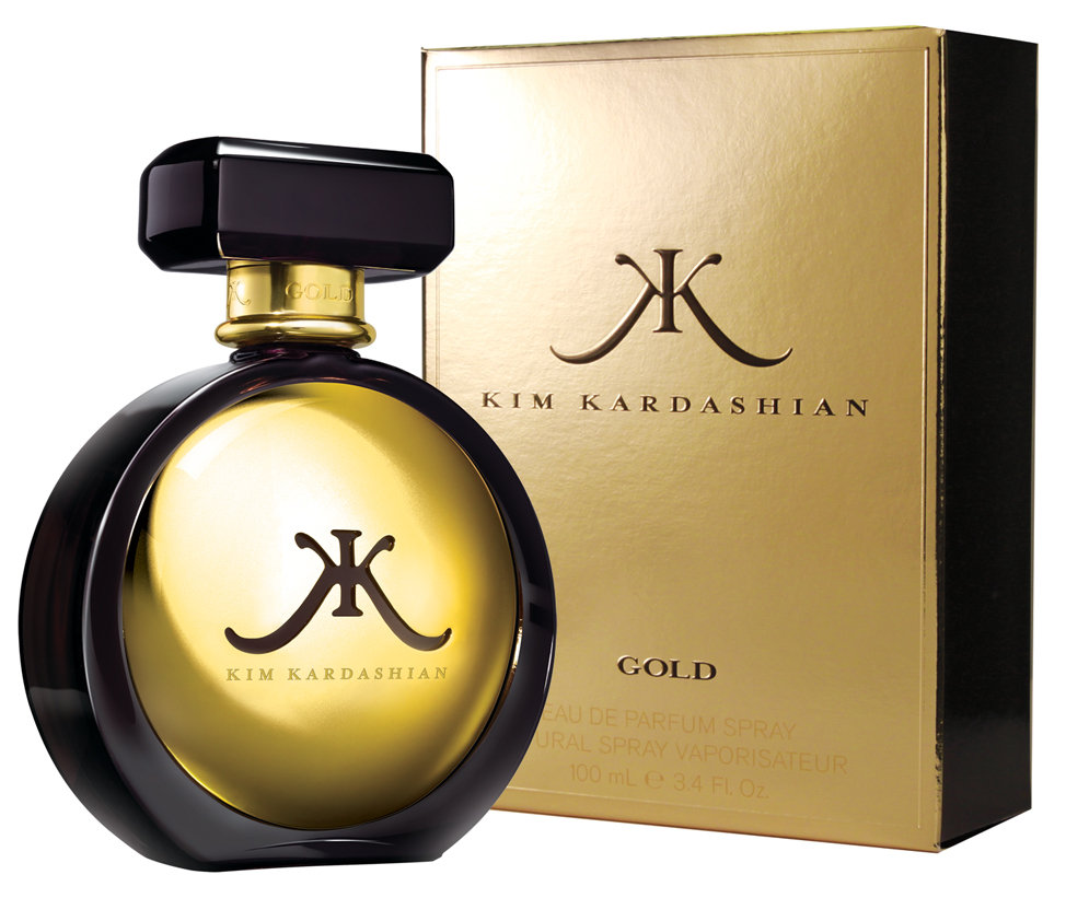 Strike Gold and WIN with Kim Kardashian's New Fragrance