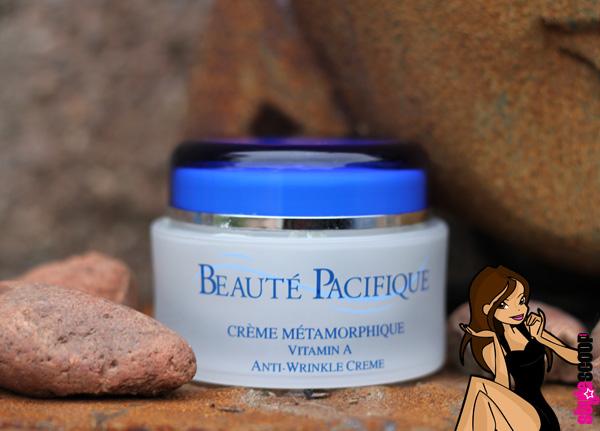 Beauté Pacifique Dermascan & Creme Metamorphique Anti Wrinkle Creme Review