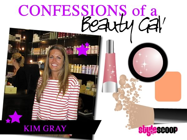 Confessions of a Beauty Girl – Kim Gray