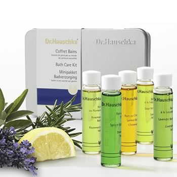 Dr Hauschka Bath Care Kit