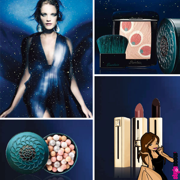 Guerlain's Christmas Look – Sneak Peek