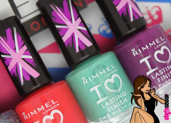 I Love Lasting Finish Nail Polish – New From Rimmel