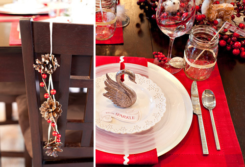 Decor Monday – That Christmas Feeling