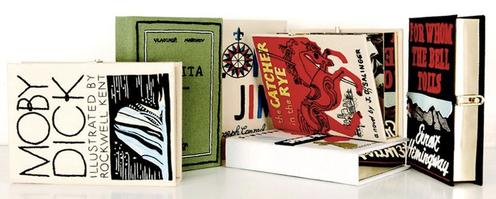 Hot Trend: The Book Clutch