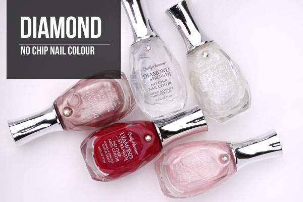 Sally Hansen Diamond Strength No Chip Nails Stylescoop South African Lifestyle Fashion