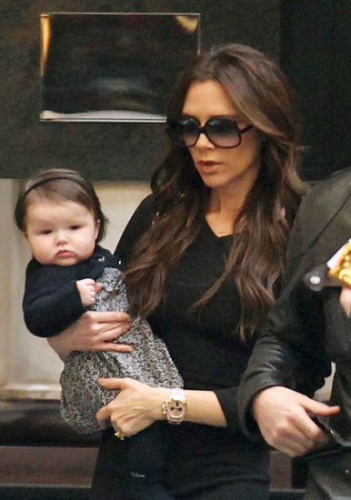 Harper Beckham Gets Offered First Modelling Contract