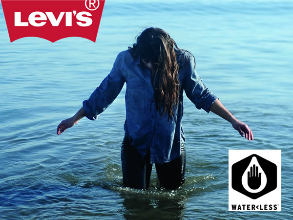 Jeans that Save Water! Levi's Water