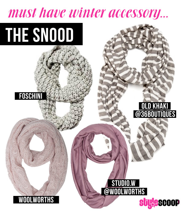 Must Have Winter Accessory – The Snood