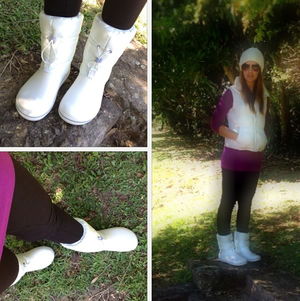 Rocking my Crocs – The Crocband Winter Boot