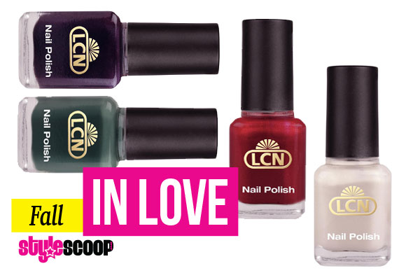 Fall in Love with these winter nail shades