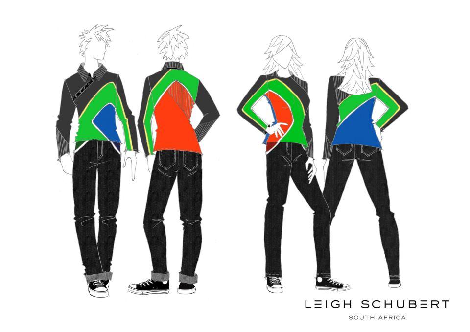 Schubert's Olympics Opening Ceremony Design