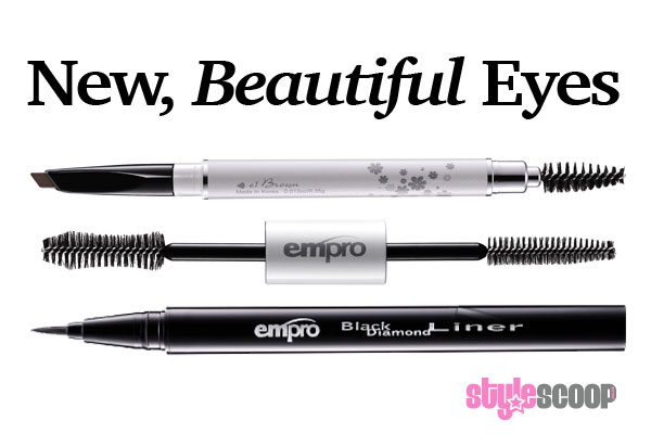 Three New Eye Products from Empro