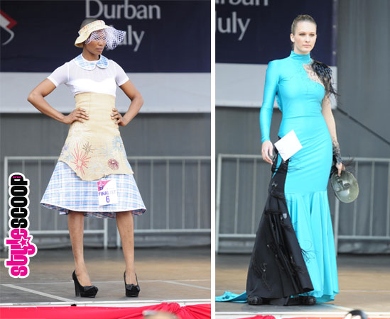 Gallery: Durban July 2012 Fashion Challenge & Young Designer Winners