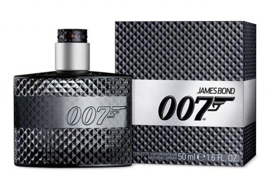 James Bond 007: The Fragrance