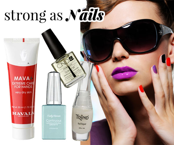 Give Your Nails Strength With These Treatments