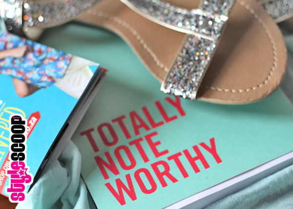 Totally Note Worthy – Shopping at MrP Online