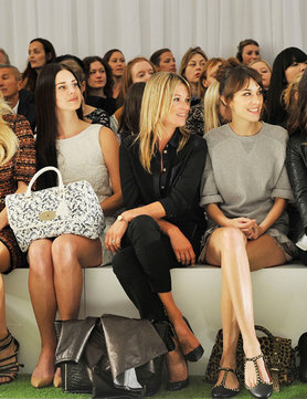 Take the Poll! Best Dressed at London Fashion Week