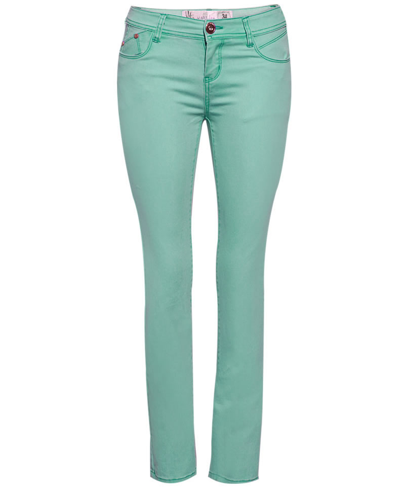 Shop of the Week; Mr Price Mint Jeans