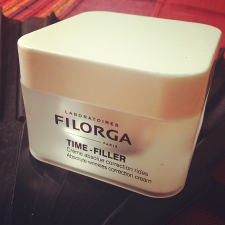 Correct Wrinkles with Filorga Time Filler