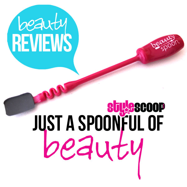Just a Spoonful of Beauty