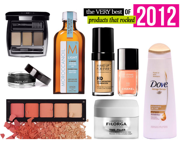 Beauty Products That Rocked 2012!